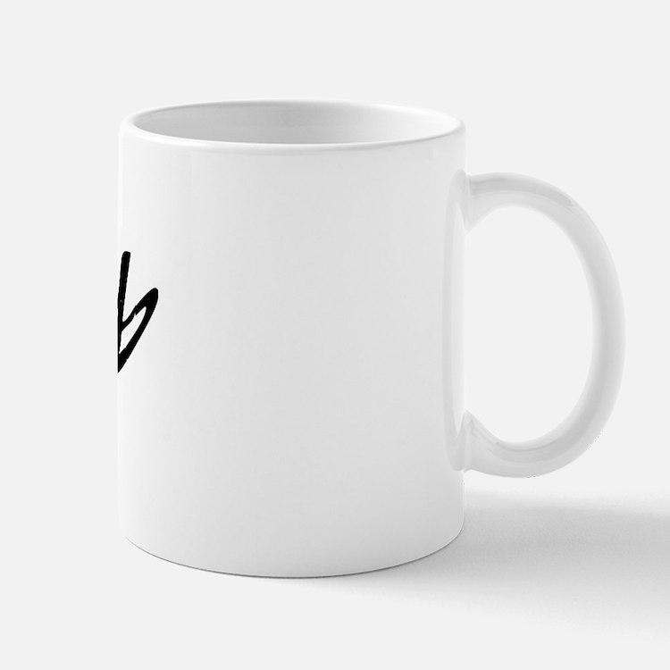 Talley (vintage) Mug