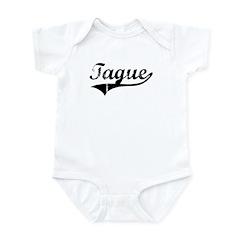 Tague (vintage) Infant Bodysuit