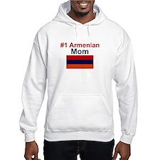 #1 Armenian Mom Hoodie