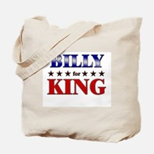 BILLY for king Tote Bag