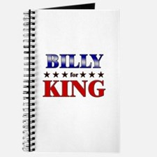 BILLY for king Journal