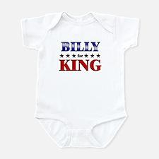 BILLY for king Infant Bodysuit