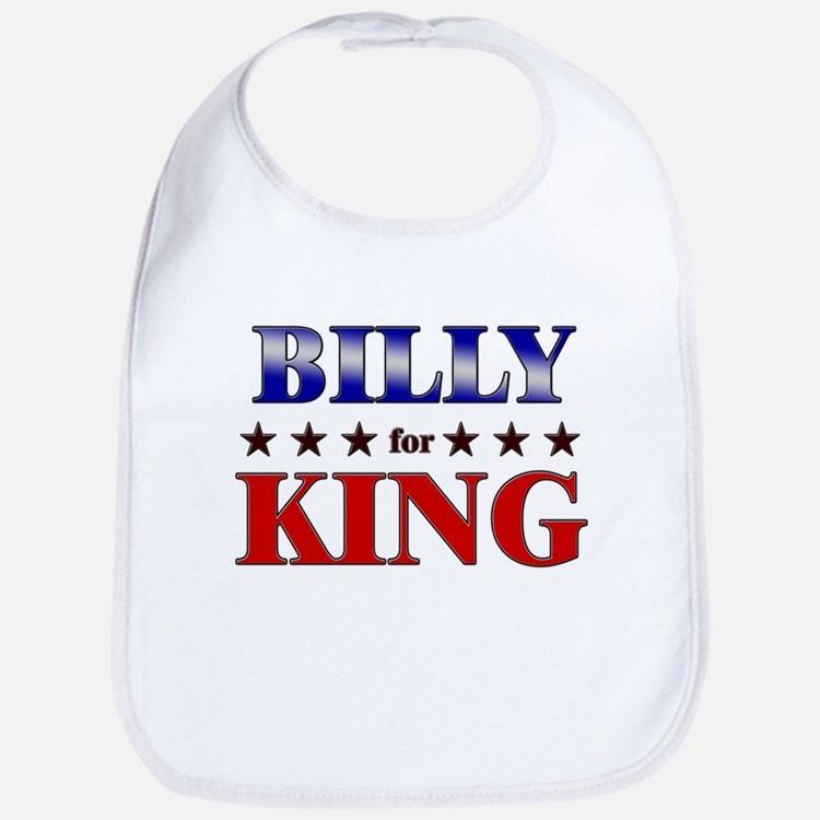 BILLY for king Bib
