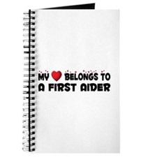 Belongs To A First Aider Journal