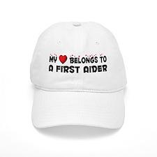 Belongs To A First Aider Baseball Cap
