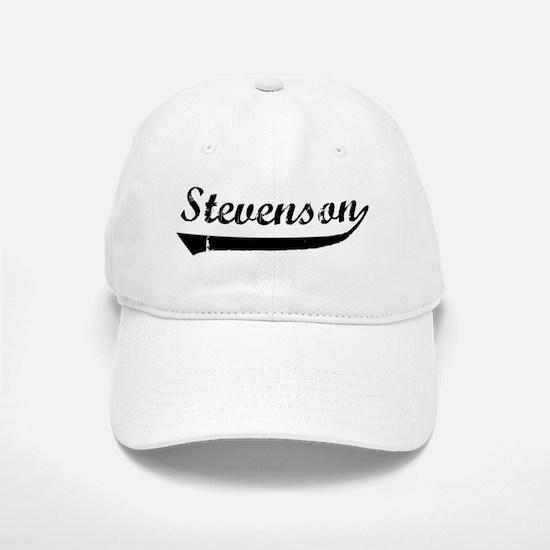 Stevenson (vintage) Baseball Baseball Cap