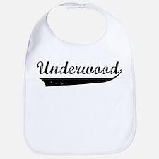 Underwood (vintage) Bib