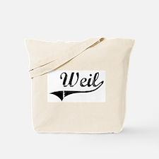 Weil (vintage) Tote Bag