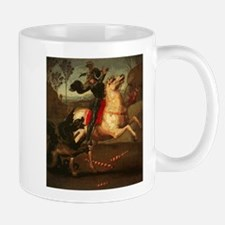 St. George Fighting Dragon Mug