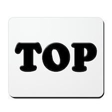 Top Mousepad
