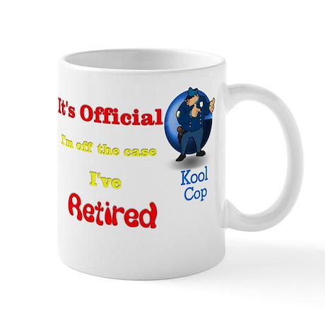 Kool Cop. Mug