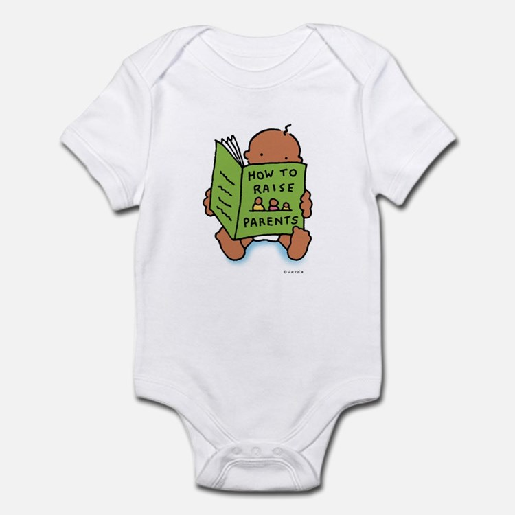 raising parents infant creeper