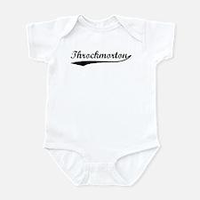 Throckmorton (vintage) Infant Bodysuit
