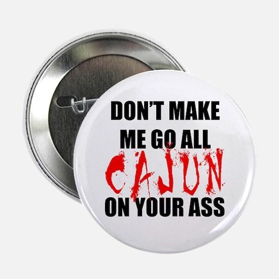 """All Cajun 2.25"""" Button"""