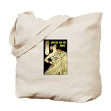 OUCH ! Tote Bag