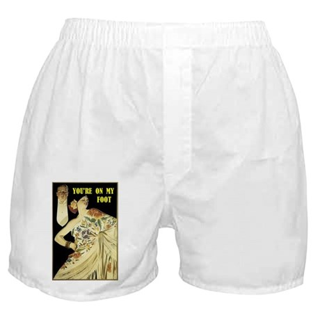 OUCH ! Boxer Shorts