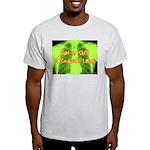 Smokers Laugh Ash Grey T-Shirt