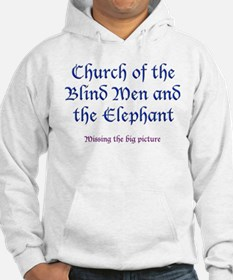 Blind Men Church 3 Hoodie
