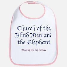 Blind Men Church 3 Bib
