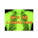 Smokers Laugh Postcards (Package of 8)