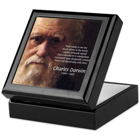 darwins black box a review Neither did james shapiro, a biochemist at the university of chicago who reviewed darwin's black box for national review a few weeks ago he, too,.