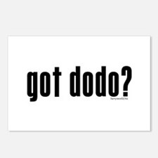 got dodo? Postcards (Package of 8)