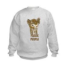 alpaca fleece Sweatshirt