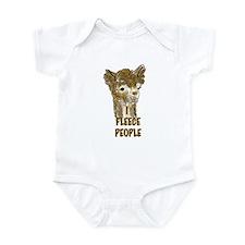alpaca fleece Infant Bodysuit