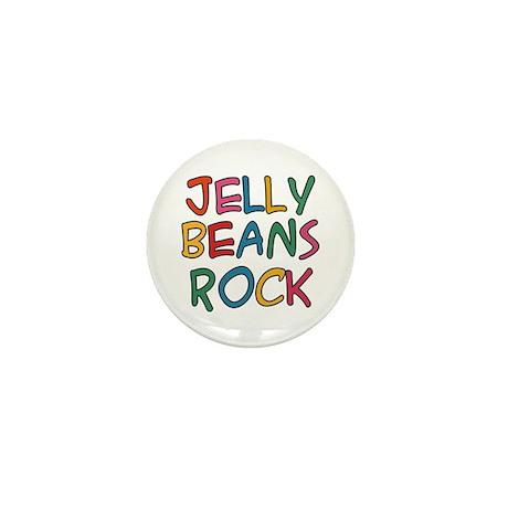 Jelly Beans Rock Mini Button