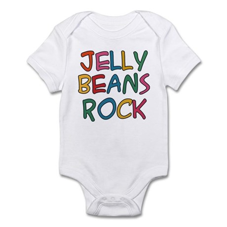 Jelly Beans Rock Infant Bodysuit