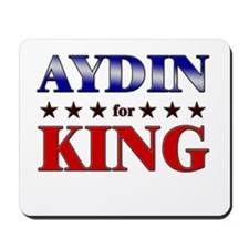 AYDIN for king Mousepad