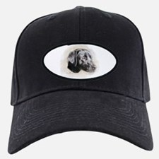 Duke The Black Lab Baseball Hat
