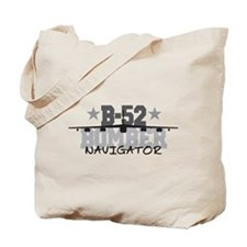 B-52 Aviation Navigator Tote Bag