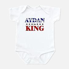 AYDAN for king Infant Bodysuit