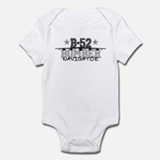 B-52 Aviation Navigator Infant Bodysuit
