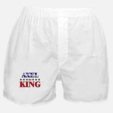 AXEL for king Boxer Shorts