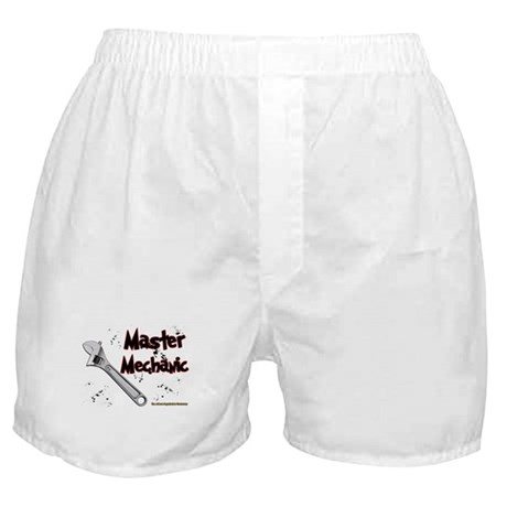 Master Mechanic Boxer Shorts