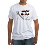 Master Mechanic Fitted T-Shirt