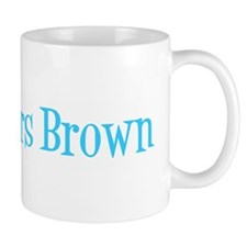 Future Mrs Brown Mug