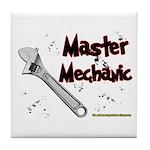 Master Mechanic Tile Coaster