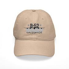 B-52 Aviation Navigator Baseball Cap
