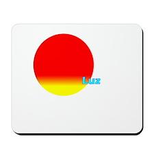 Luz Mousepad