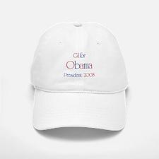 Gil for Obama 2008 Baseball Baseball Cap