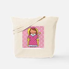 princess hannah Tote Bag