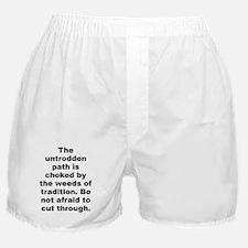 Unique Admiral Boxer Shorts