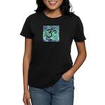 Women's Dark T-Shirt om symbol
