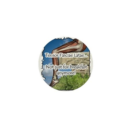 TFL Not for breakfast anymore Mini Button (100 pac