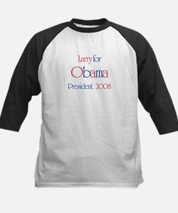 Larry for Obama 2008 Tee