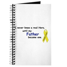 my fathers a hero Journal