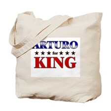ARTURO for king Tote Bag